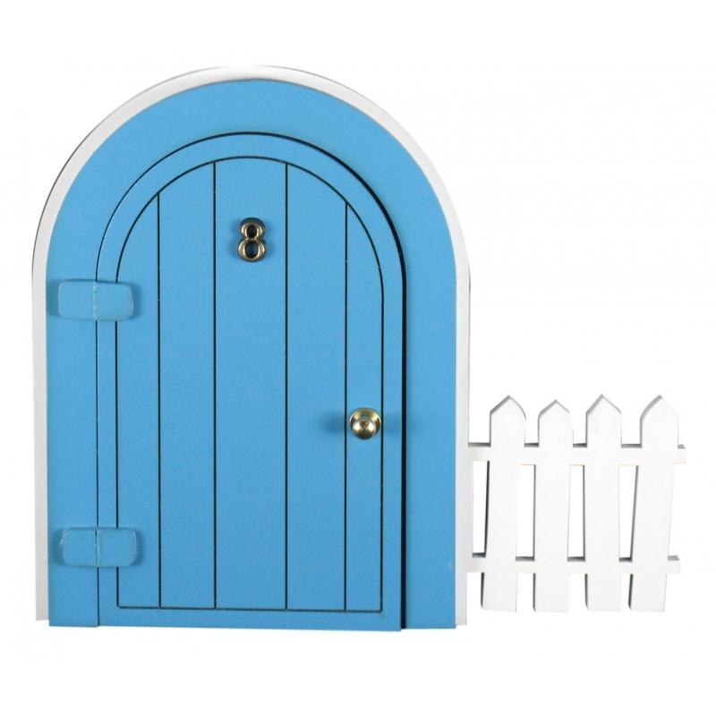 Puerta Mágica Azul Holandés